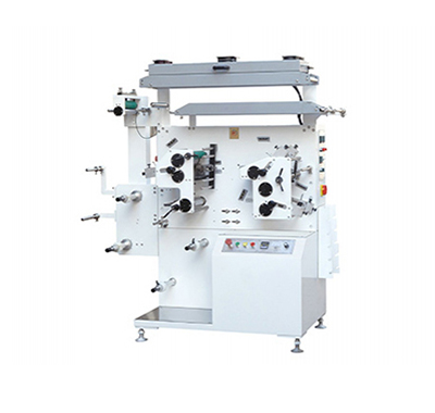 MHR-S Flexo Label Printing Machine