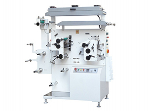 Easy Registration Flexo Label Printing Machines